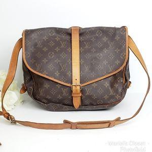 Louis Vuitton Saumur 35 #1702M